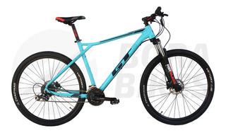 Bicicleta Gt Avalanche 29 24v Frenos Discos Cuota S/ Interes