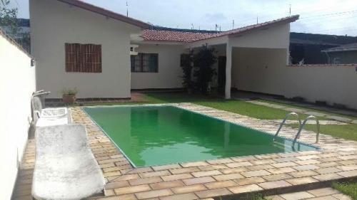 Lindíssima Casa No Jardim Sabaúna, Itanhaém,ref. C1246 L C