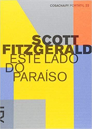 Este Lado Do Paraiso F. Scott Fitzgeral