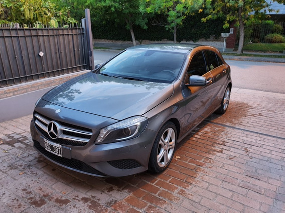Mercedes-benz A 200 At 1.6 Urban B.efficiency 156cv