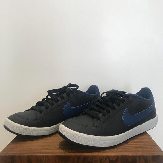 Tênis Nike (importado) - Preto / Azul - (usado Apenas 1 Vez)