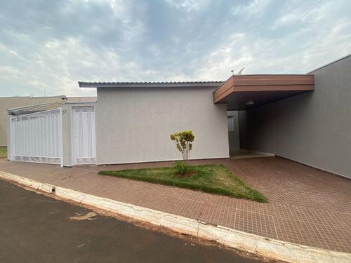 Imagem 1 de 19 de Casa Com 3 Dormitórios À Venda, 150 M² Por R$ 325.000,00 - Condomìnio Pérola - Brodowski/sp - Ca0394