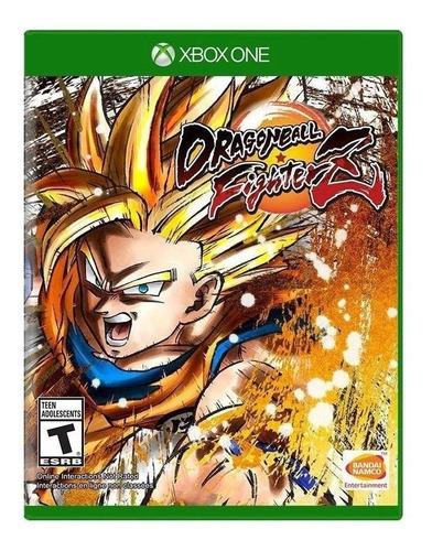 Imagen 1 de 4 de Dragon Ball FighterZ Standard Edition Bandai Namco Entertainment Xbox One  Físico