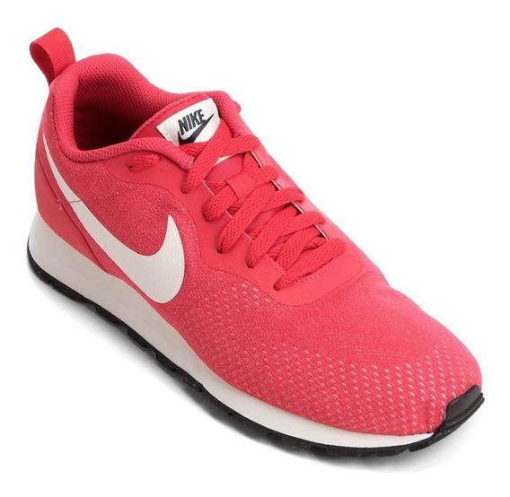 Tênis Nike Md Runner 2 Eng Mesh Feminino - Coral