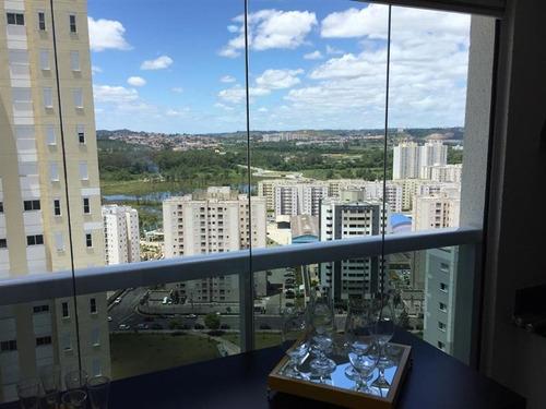 Apartamento Loteamento Mogilar Mogi Das Cruzes/sp - 3129