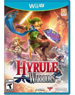 Wii U Juego Hyrule Warriors Compatible Con Wii U