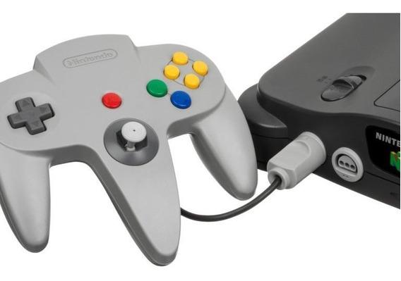 Emulador Nintendo 64 Para Pc/notebook Com Mais De 410jogos!