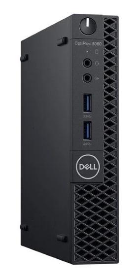 Desktop Dell Optiplex 3060m I5-8400t 8gb 256gb Ssd W10 Pro