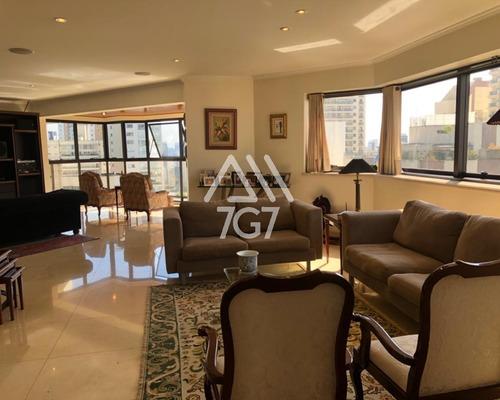 Imagem 1 de 30 de Apartamento Em Área Nobre Do Campo Belo - Ap13884 - 69540104
