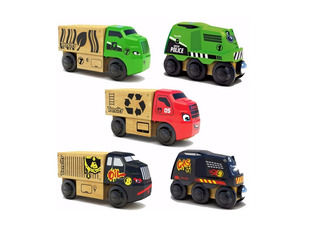 Trencity Tren Camion Gas Oil Sunny Melvin Carter Lelab