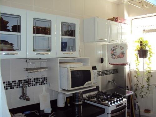 Apartamento Com 3 Quartos Para Comprar No Serrano Em Belo Horizonte/mg - 6112