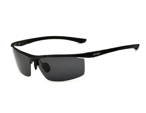 Novo Modelo Óculos De Sol Veithdia De Alumínio E Magnésio