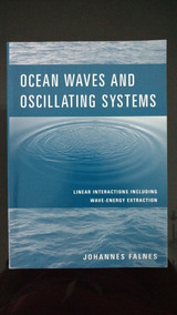 Livro Ocean Waves And Oscillating Systems