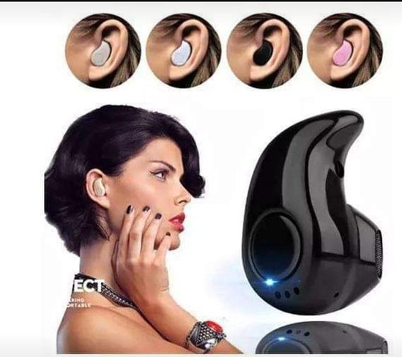 Fone De Ouvido Bluetooth 4.1 Mini Portátil (leia O Anuncio)!