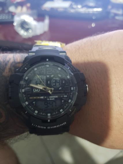 Relógio Digital Q&q