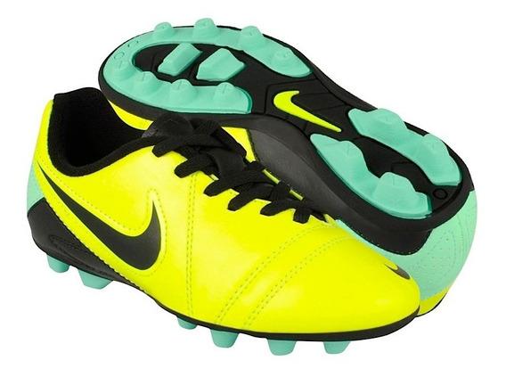 Tenis Nike 525176703 17-21 Simipiel Amarillo