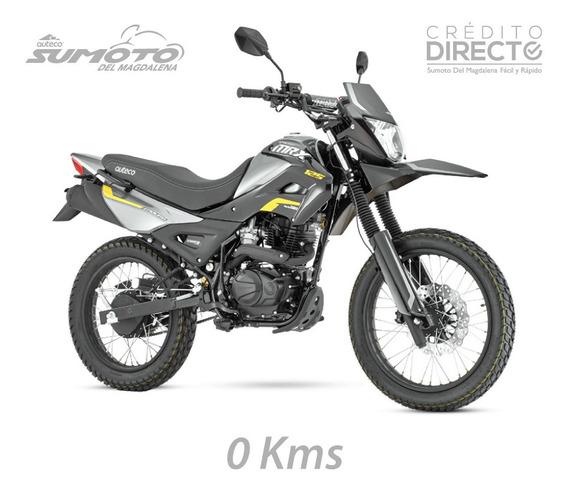 Moto Enduro - Victory Mrx 125 Nueva