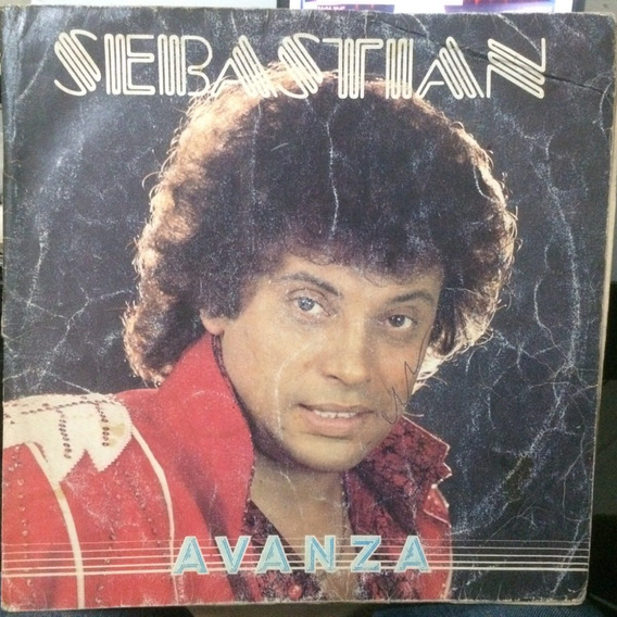 Vinilo Sebastian Avanza Lp Argentina 1987