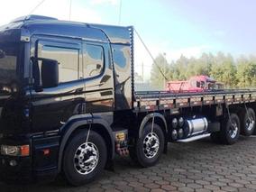 Scania P310 8x2 Carroceria 2012