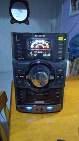 Som Genezzi Da Sony Com 6caixas 1100 Rms