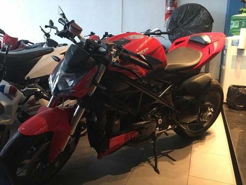 Imagen 1 de 7 de Ducati Street Fighter 1.098cc Financio C/dni Valor Suj A Mod