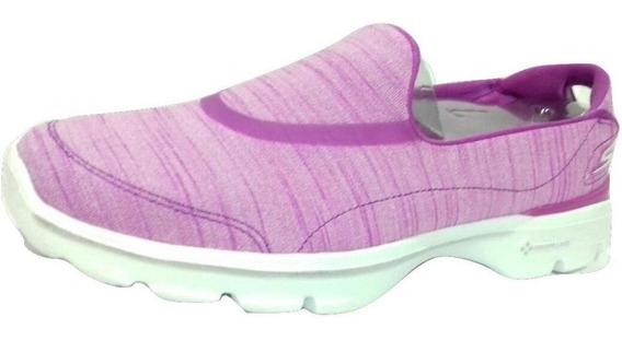 Tenis Skechers Go Walk 3 Feminino 14076-pur