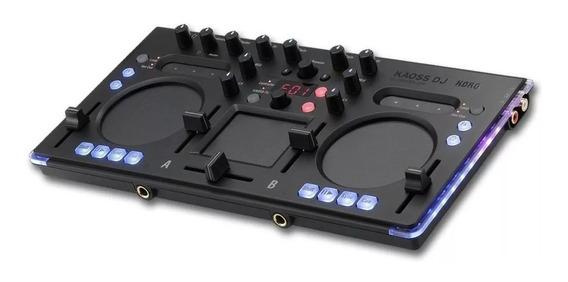 Controladora Para Dj Kaoss Korg Controller - Novo Lacrado