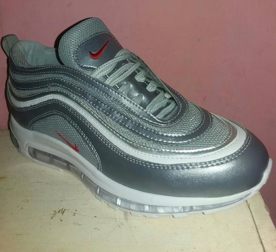 Zapatos Deportivos Nike Air Y Fila!!
