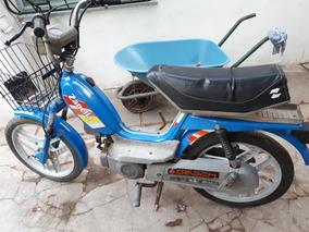 Moto Ciclomotor Zanella Due 50cc