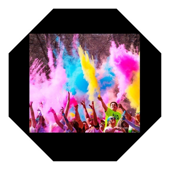 Polvos Holi X 70 Colores Distintos Bombay India 50 We Colors