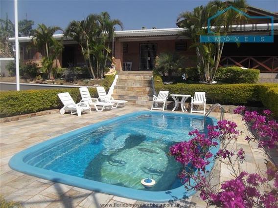 Casas À Venda Em Atibaia/sp - Compre A Sua Casa Aqui! - 1254424