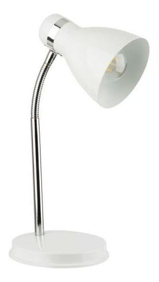 Luminária De Mesa Spot 40 Watts Finecasa - Branco