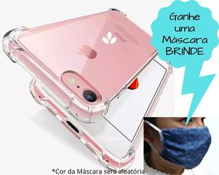 Capa De Proteção Celular iPhone 11 Anti Choque + Brinde