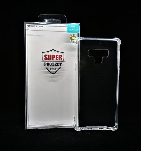 Imagen 1 de 5 de Funda Galaxy Note 9 Mercury Goospery Nuevo Super Protect