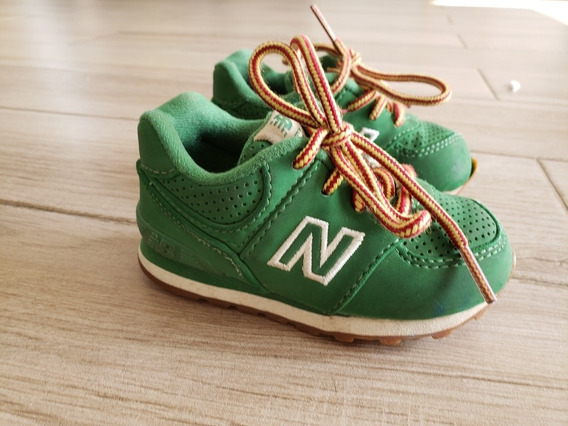 Zapatillas New Balance Talle 22