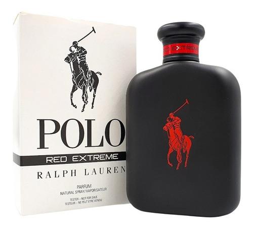 Imagen 1 de 1 de Polo Red Extreme Parfum 125ml (tester) / Prestige