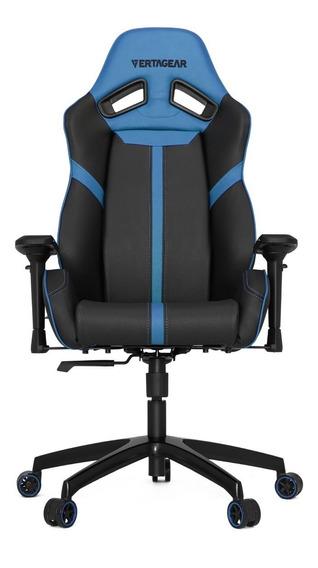 Silla Gamer Vertagear Serie Racing Sl5000 Negro/azul