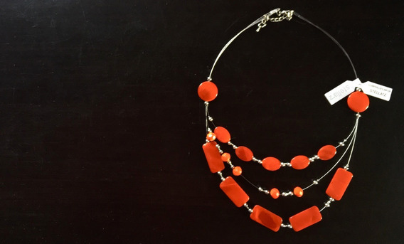 Collar Italiano, Naranja 452