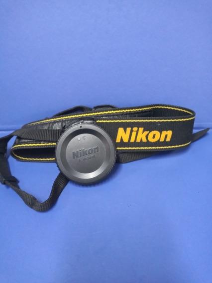 Alça E Tampa Do Corpo Nikon Original