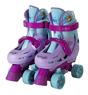 Playwheels Disney Frozen Classic Quad Roller Skates, Tamaño