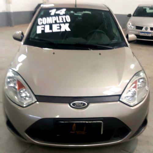 Ford Fiesta 2014 1.0 Rocam S Flex 5p