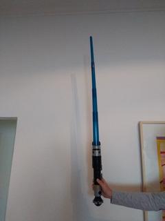 Espada Original Star Wars Con Luz Y Sonido.