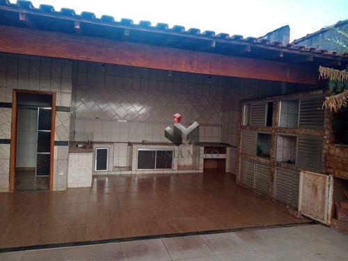Imagem 1 de 20 de Sobrado À Venda Por R$ 222.200 Com 4 Dormitórios , 200 M²  - Jardim Piratininga - Ribeirão Preto/sp - So0426