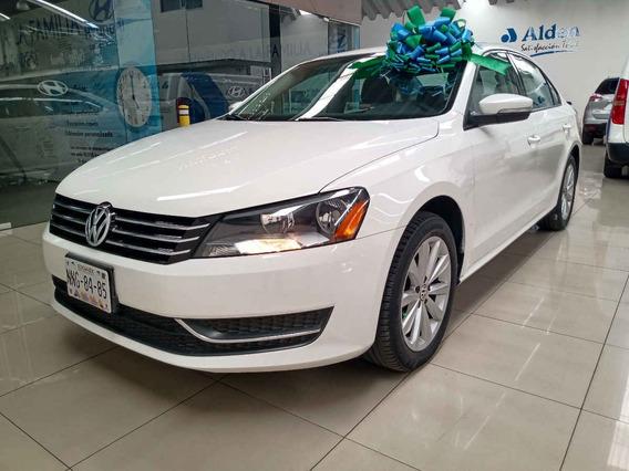 Volkswagen Passat 2013 4p Sedan Comfortline Tiptronic