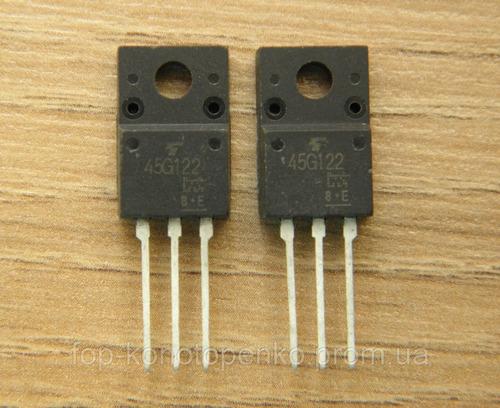 GT 45G122 GT45G122 IGBT TO-220F TRANSISTOR