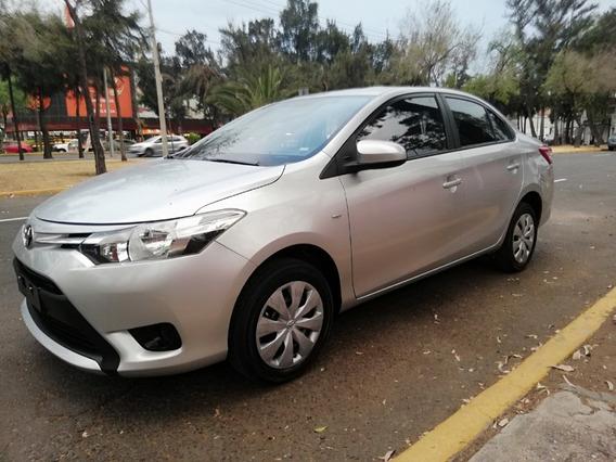 Toyota Yaris 2017 Core