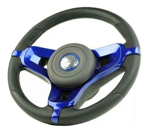 Volante Esportivo Caminhão Mercedes-benz Jetta Azul Mb 2831