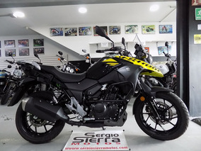 Suzuki Vstrom250 Negra 2018