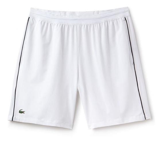 Lacoste Hombre Short Tenis Colección Novak Djokovic Gh6661