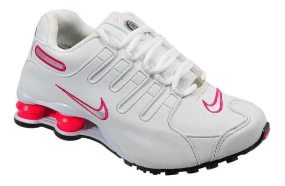 Tenis Sxhox Feminino 4 Molas Original Importado